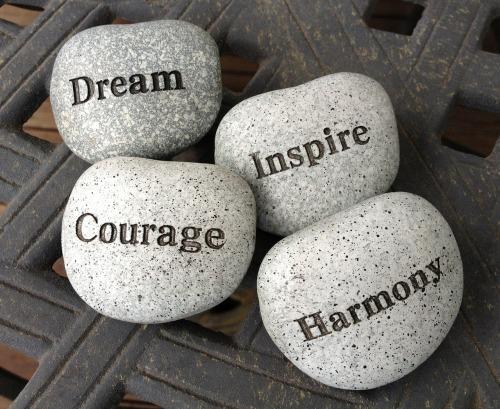 motivating stones